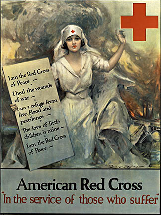 American Red Cross WWI Poster